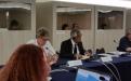 บรรยากาศการประชุมคณะกรรมการร่างคำร้องแห่งนางาซากิ (The Nagasaki Appeal Drafting Committee)